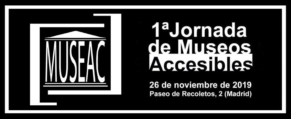Jornada MUSEAC: comparte una experiencia accesible única