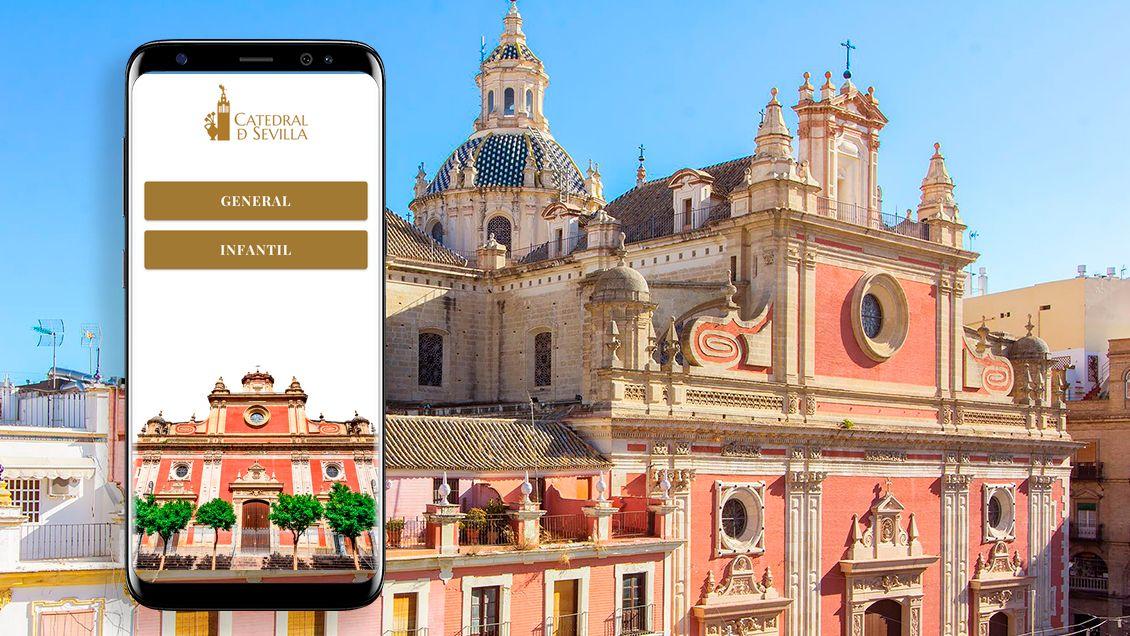 Catedral de Sevilla e Iglesia de El Salvador <br> Sevilla
