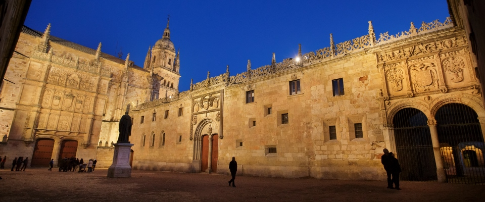 #ContarElArte: Salamanca