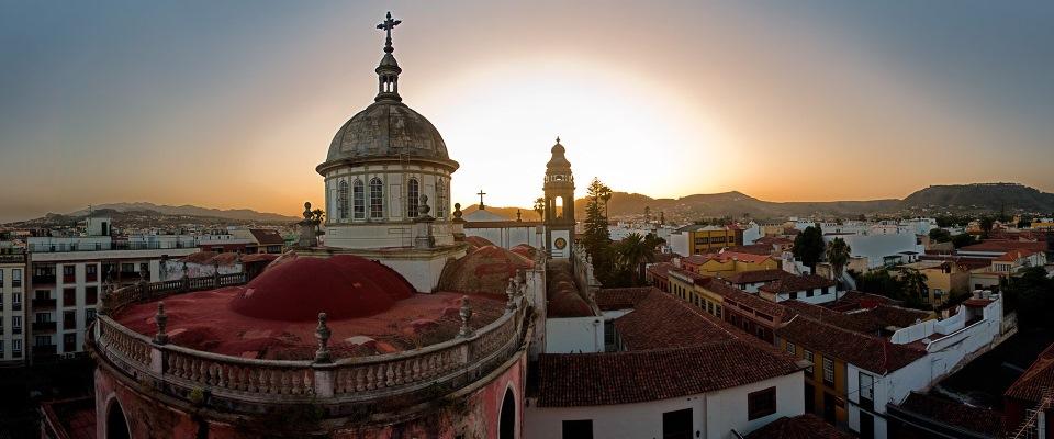 #ContarElArte: San Cristóbal de La Laguna, de frente a la humanidad