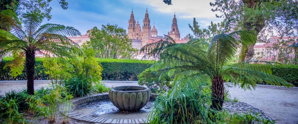 #ContarElArte: Santiago de Compostela, donde cualquier historia es posible