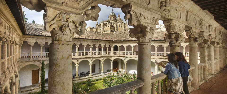 New improved version of the Salamanca Tourism APP