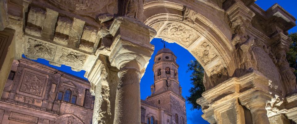 #ContarElArte: Baeza, la plaza de Santa María