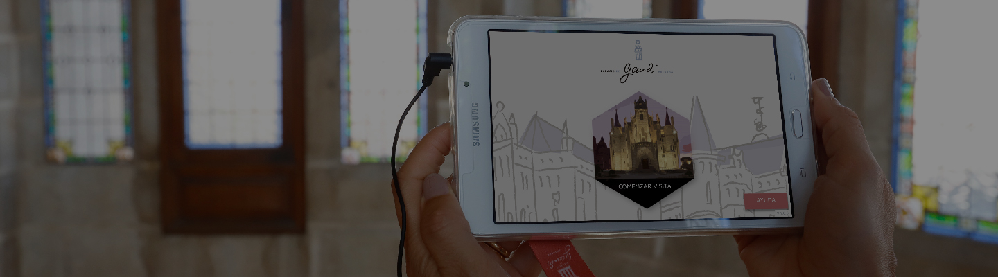 Gaudí's Palace in Astorga launches the new GVAM interactive guide for schools and families