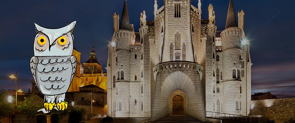 Le Palais de Gaudí à Astorga lance le nouveau guide interactif de GVAM pour les écoles et les familles