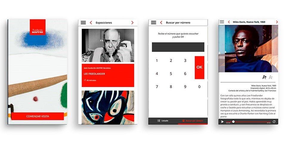 Fundación MAPFRE inicia la transformación digital de su servicio de audioguías