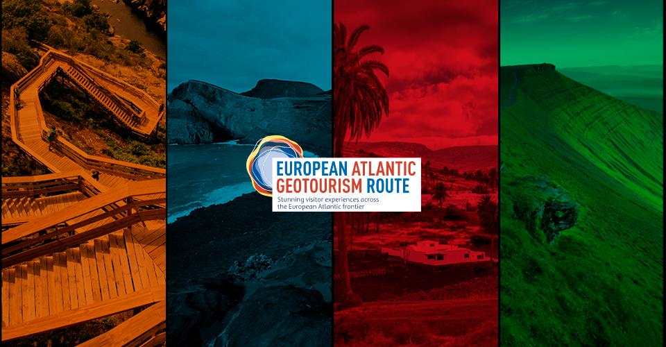 Geotours App: connecter les géoparcs de la côte atlantique