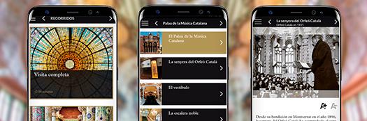 Aplicaciones web progresivas (PWA) como audioguías